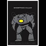 Scrojo Ghostface Killah Poster