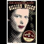 Scrojo Gillian Welch Poster