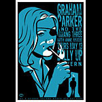 Scrojo Graham Parker And The Twang Three Poster