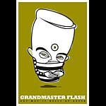Scrojo Grandmaster Flash Poster