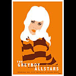 Scrojo The Greyboy Allstars Benefit for Kelly Stillwell Poster