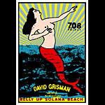 Scrojo David Grisman Quintet Poster