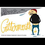Scrojo Guttermouth Poster