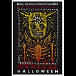 Scrojo 80s Heat Poster