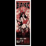 Scrojo Hank (Williams) III Poster