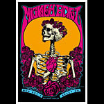Scrojo Mickey Hart Poster