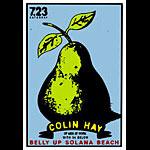 Scrojo Colin Hay (Of Men At Work) Poster