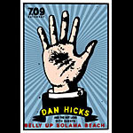 Scrojo Dan Hicks and The Hot Licks Poster