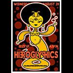 Scrojo Hieroglyphics Poster