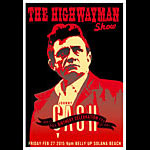 Scrojo The Highwayman Show Poster