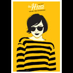 Scrojo The Hives Poster