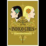 Scrojo Indigo Girls Poster