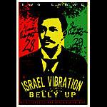 Scrojo Israel Vibration Poster