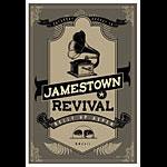 Scrojo Jamestown Revival Poster