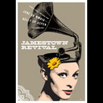 Scrojo Jamestown Revival Poster