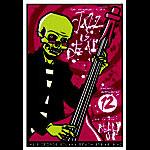 Scrojo Jazz Is Dead Poster