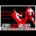Scrojo Jerry Jeff Walker Poster