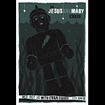 Scrojo Jesus and Mary Chain Poster