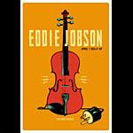 Scrojo Eddie Jobson Poster