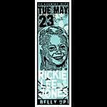 Scrojo Rickie Lee Jones Poster