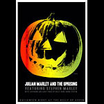 Scrojo Julian Marley and the Uprising Poster