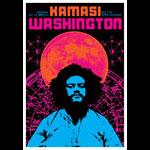 Scrojo Kamasi Washington Poster