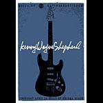 Scrojo Kenny Wayne Shepherd - Belly Up 35th Anniversary Show Poster