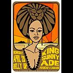 Scrojo King Sunny Ade Poster