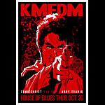 Scrojo KMFDM Poster