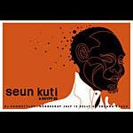 Scrojo Seun Kuti and Egypt 80 Poster