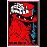 Scrojo Leon Russell Poster