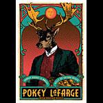 Scrojo Pokey LaFarge Poster