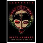 Scrojo Ladysmith Black Mambazo Poster
