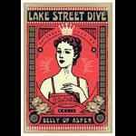 Scrojo Lake Street Dive Poster