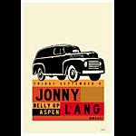Scrojo Jonny Lang Poster