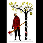 Scrojo Greg Laswell Poster