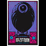 Scrojo Led ZepAgain (Zep-Again) Led Zeppelin Tribute Band Poster