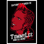 Scrojo Tommy Lee (of Motley Crue) Poster