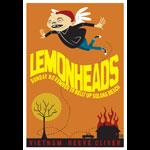 Scrojo Lemonheads Poster