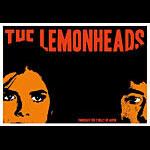 Scrojo The Lemonheads Poster