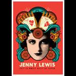 Scrojo Jenny Lewis Poster