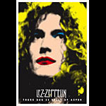 Scrojo Lez Zeppelin (All-Female Led Zeppelin Tribute Band) Poster