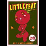 Scrojo Little Feat Poster