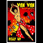 Scrojo Los Van Van Poster