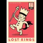 Scrojo Lost Kings Poster
