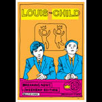 Scrojo Louis The Child Poster