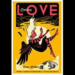 Scrojo Courtney Love Poster
