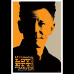 Scrojo Lyle Lovett and His Acoustic Group Poster