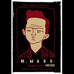 Scrojo M. Ward Poster