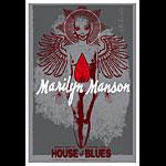 Scrojo Marilyn Manson Poster